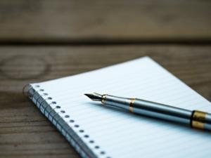 Stift mit Block
