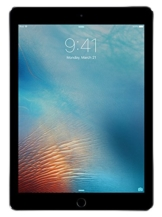 APPLE iPad Pro 9.7 - 32GB WiFi Gray A9X Chip 64Bit M9 Coproz. 24,6cm 9,7Zoll MT 2048x1536 Pixel 264 ppi WLAN AC 2,4 u. 5GHz -